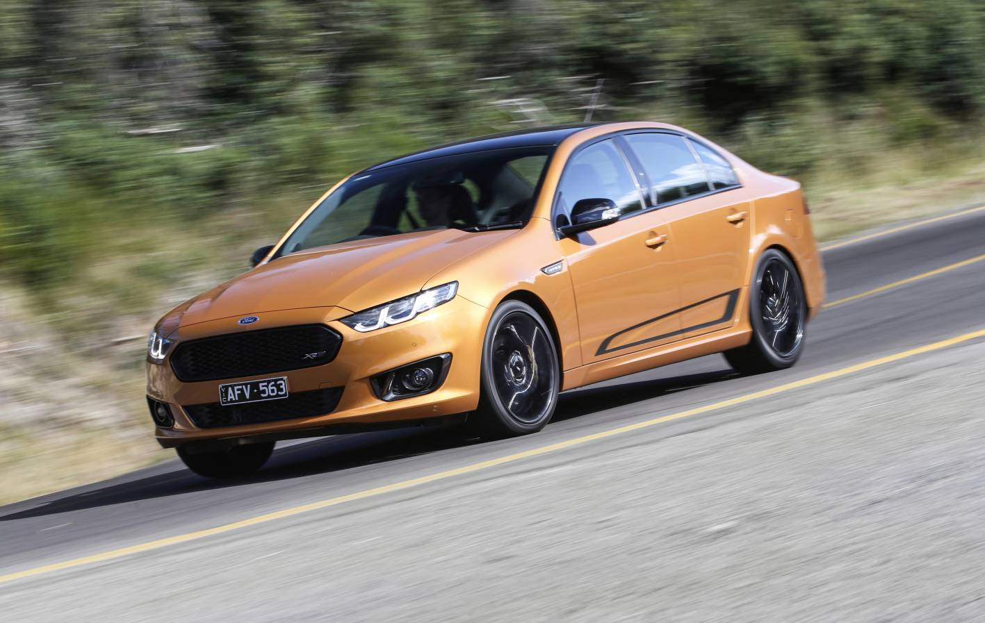 Toyota Latest Models >> 2016 Ford Falcon XR6 Sprint & XR8 Sprint images & video ...