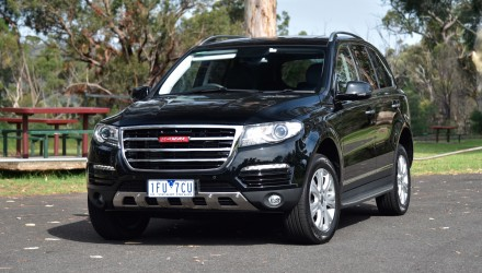 2016 Haval H8 Premium 4WD review (video)