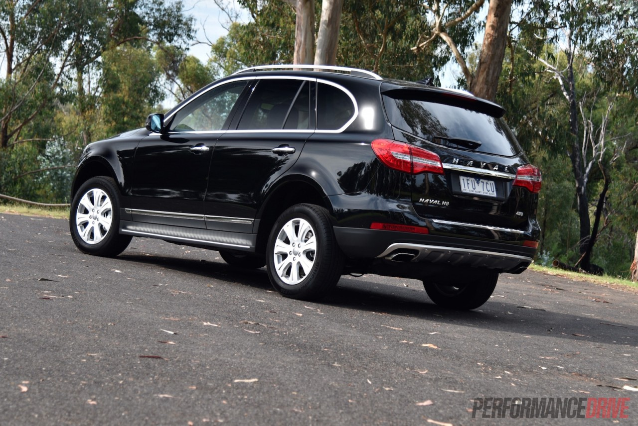 Haval H8 Review