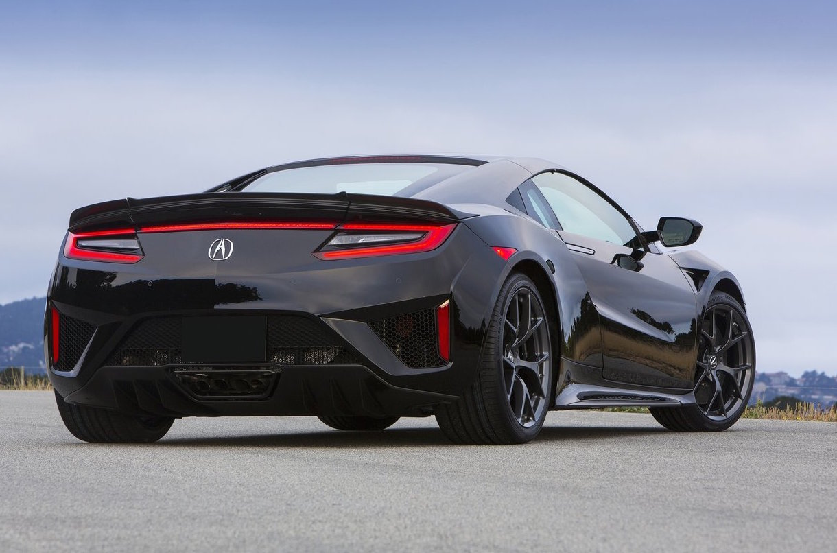 new honda nsx type r could be on the way with rwd report performancedrive. Black Bedroom Furniture Sets. Home Design Ideas