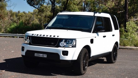 2016 Land Rover Discovery SDV6 HSE