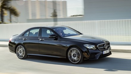 Mercedes-AMG E 43 4MATIC sports sedan revealed