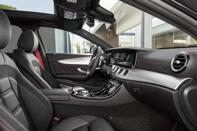 2016 Mercedes-AMG E 43 4MATIC-interior