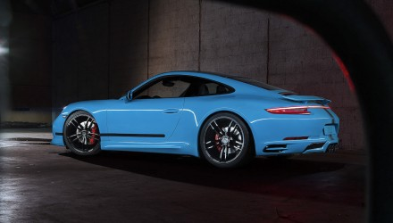 TechART announces new tuning kits for 991.2 Porsche 911