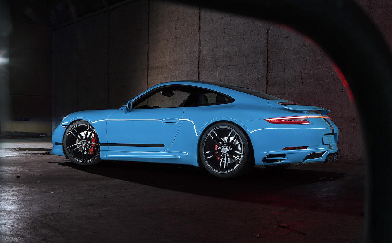 Techart Announces New Tuning Kits For 991 2 Porsche 911