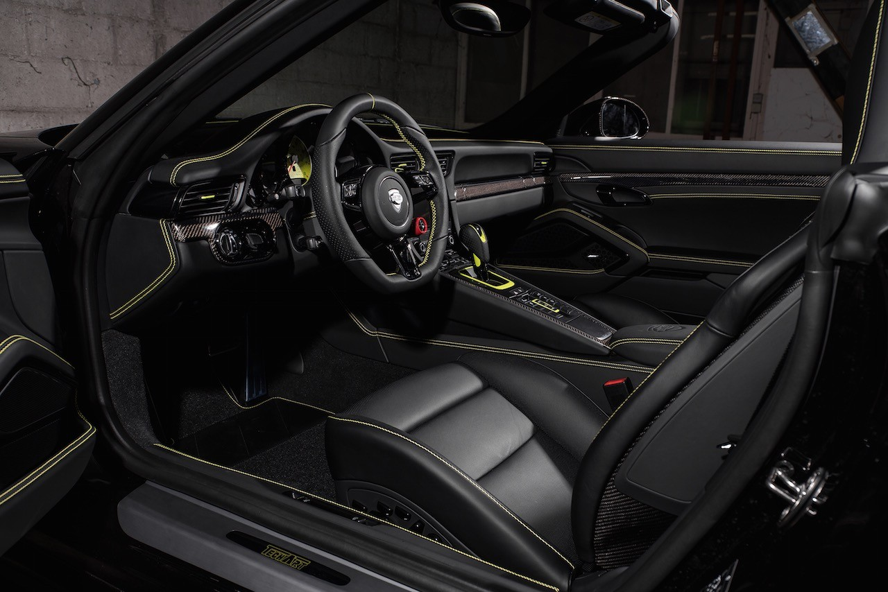 techart announces new tuning kits for 991 2 porsche 911 performancedrive. Black Bedroom Furniture Sets. Home Design Ideas