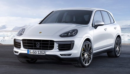 2017 Porsche Cayenne now on sale in Australia from $109,400