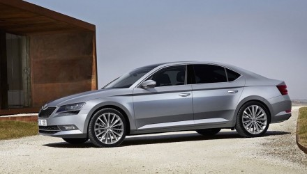 2016 Skoda Superb on sale in Australia from $39,990