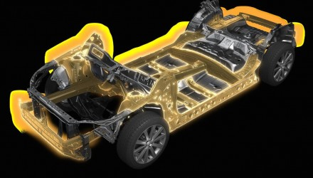 New Subaru Global Platform announced, starts with next-gen Impreza