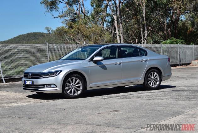 2016 Volkswagen Passat 132TSI Comfortline-Australia