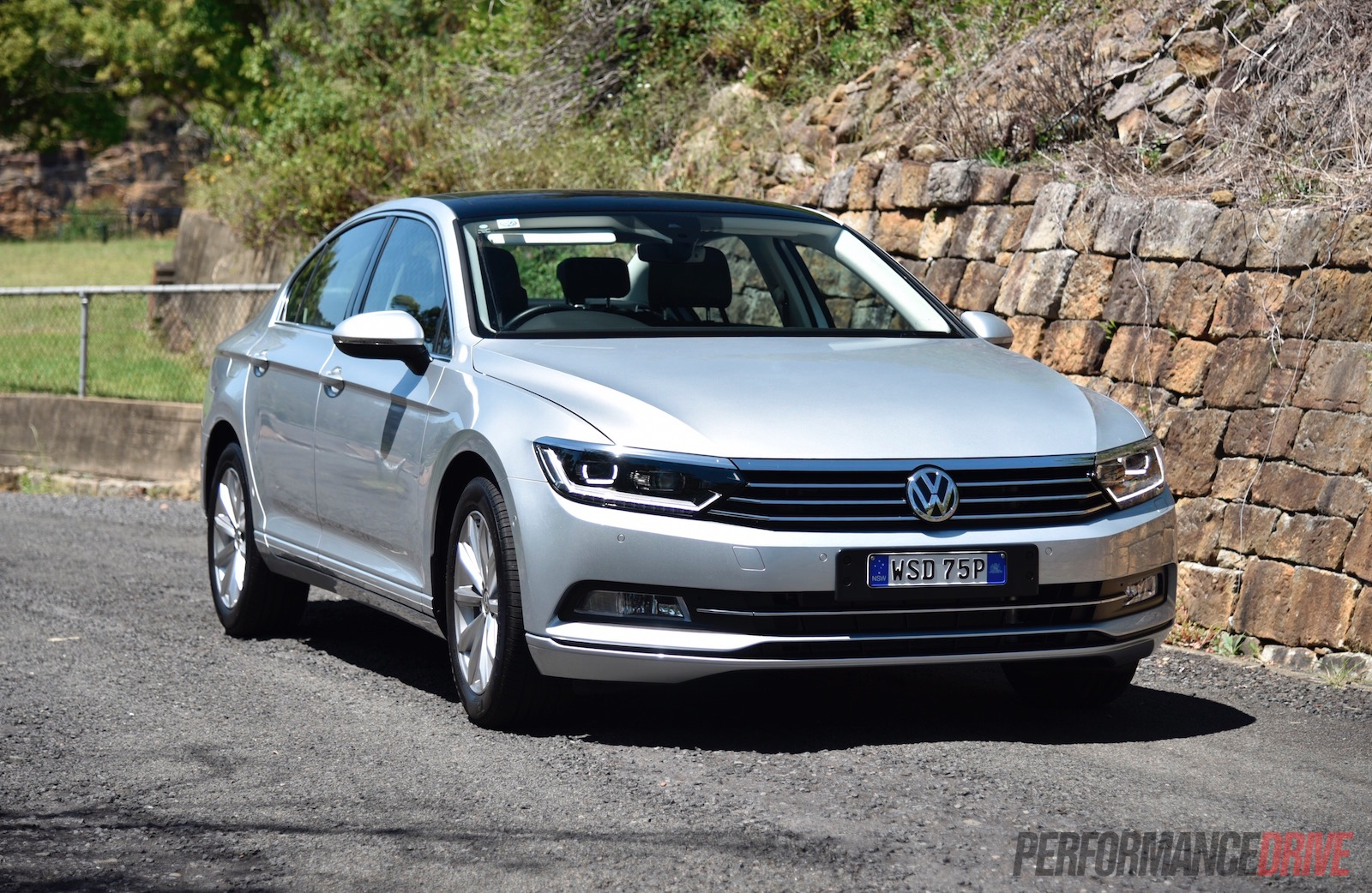 2016 Volkswagen Passat 132tsi Review Video