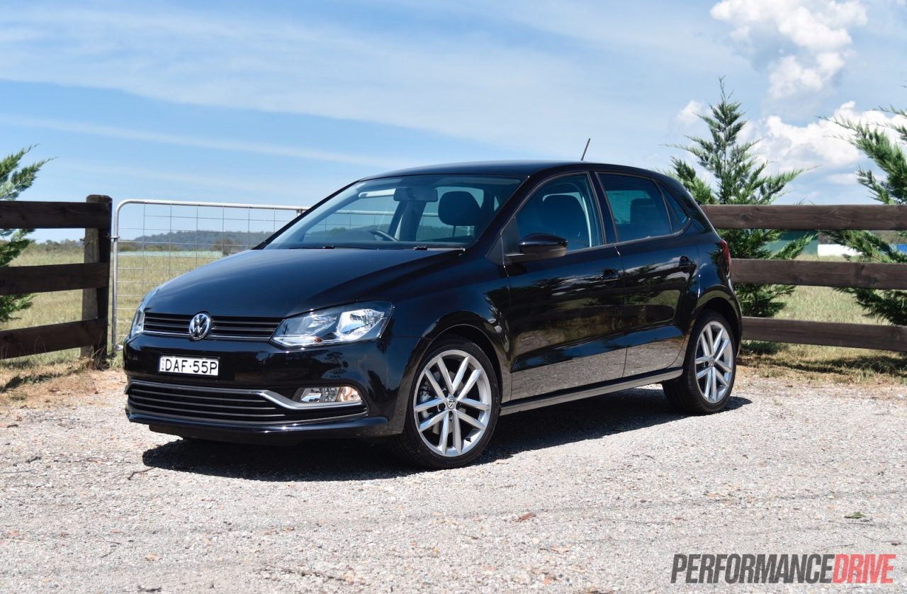 2016 volkswagen polo 81tsi comfortline review video performancedrive. Black Bedroom Furniture Sets. Home Design Ideas
