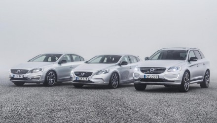 Volvo announces Polestar Performance Parts for V40, S60, XC60