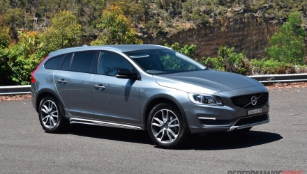 2016 Volvo V60 Cross Country D4 Luxury