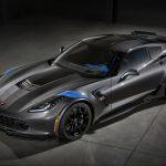 2017 Chevrolet Corvette Grand Sport unveiled at Geneva