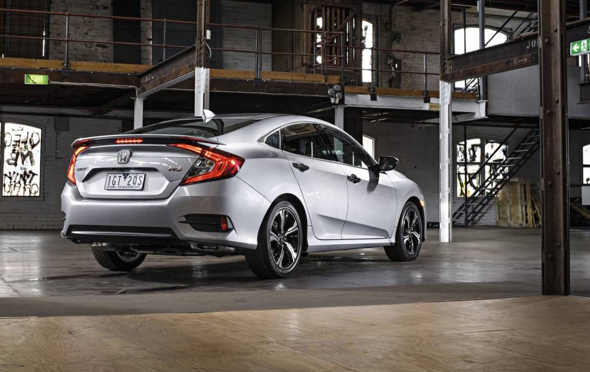 2017 honda civic sedan on sale in australia in june 1 5