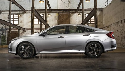 2017 Honda Civic sedan on sale in Australia in June, 1.5 turbo confirmed