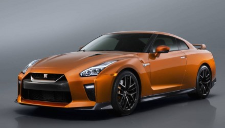 2017 Nissan GT-R unveiled, on sale in Australia in September