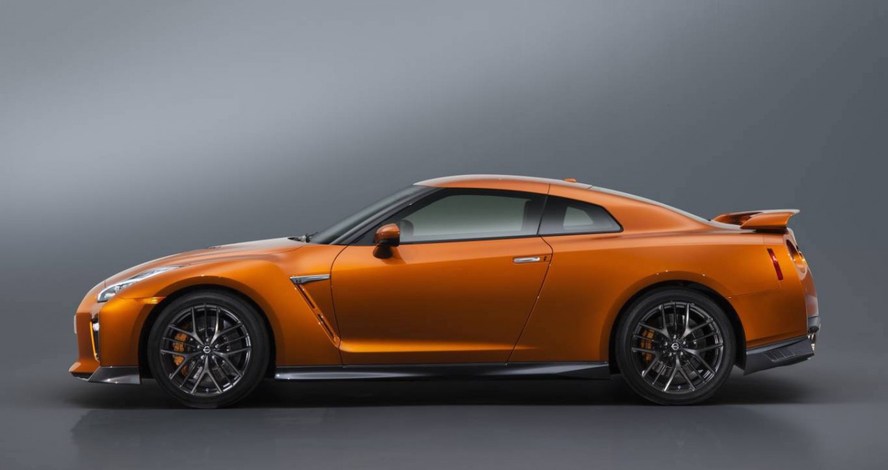 2017 nissan gt r unveiled on sale in australia in september performancedrive. Black Bedroom Furniture Sets. Home Design Ideas
