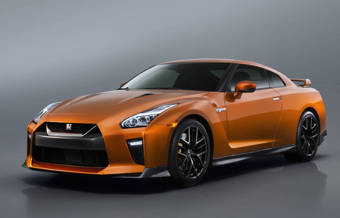 2017 nissan gtr unveiled on sale in australia in