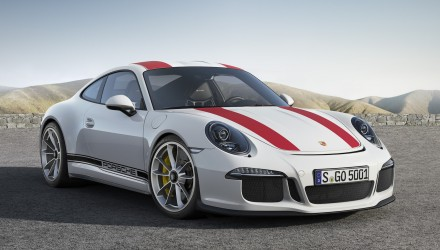 Porsche 911 R officially unveiled, on sale in Australia from $404,700