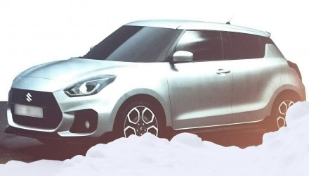 2017 Suzuki Swift goes for sharper look, Swift Sport to get 1.4 turbo