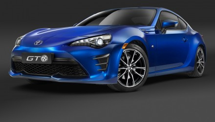 2017 Toyota 86 gets more power, on sale in Australia Q4