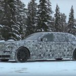 2018 Rolls-Royce Phantom prototype spotted in the snow (video)