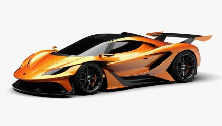 Apollo Arrow is one insane hypercar; 1000hp, 1000Nm