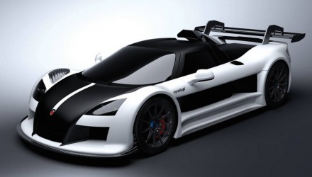 Apollo N racing car for the road debuts at Geneva, based on Gumpert