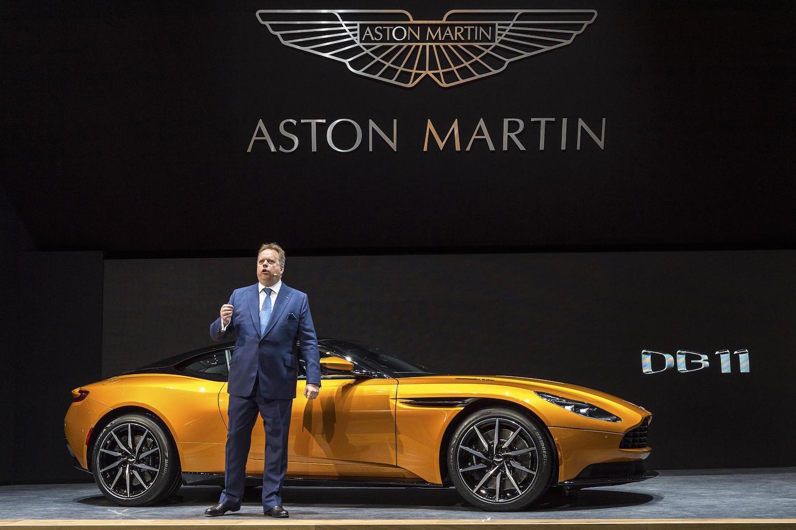Aston Martin DB11 Officially Debuts In Australia