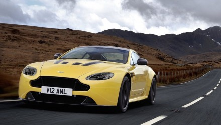 New Aston Martin V8 Vantage to be offered with manual & AMG V8TT – report