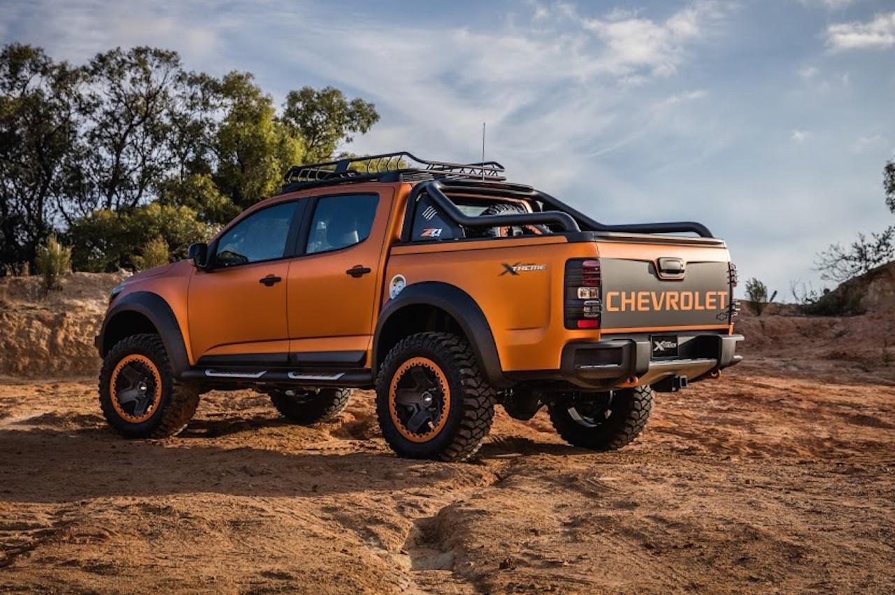 2016 Chevy Trailblazer >> Colorado Xtreme & Trailblazer Premier concepts designed in Australia | PerformanceDrive