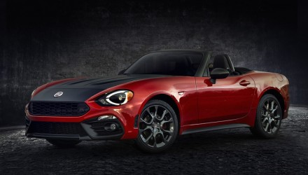 Fiat 124 Spider Elaborazione Abarth edition revealed