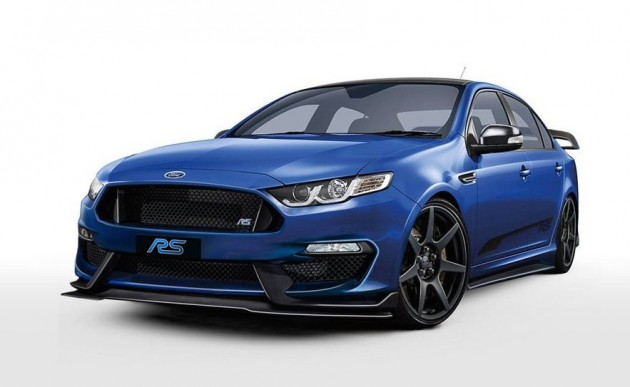 Ford Falcon FGX RS