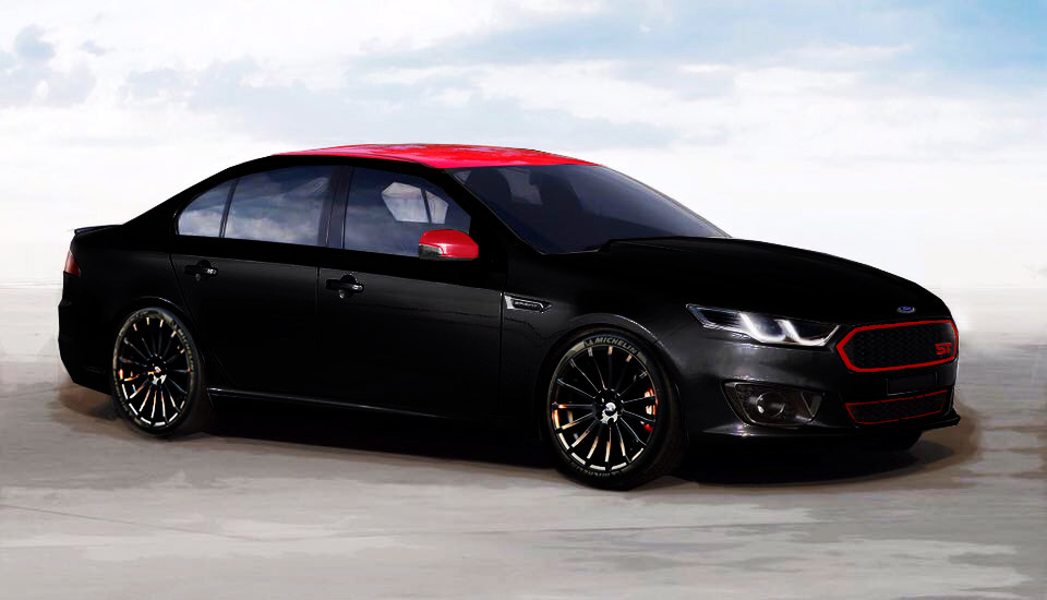 Ford Falcon Special Editions That Could Have Been