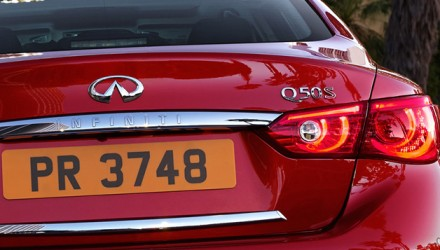 "Infiniti announces ""Red Sport"" performance sub-brand"