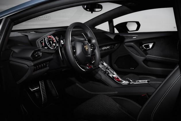 Lamborghini Huracan LP 610-4 Avio-interior