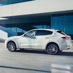 Maserati Levante to debut new 'Highway Pilot' autonomous tech