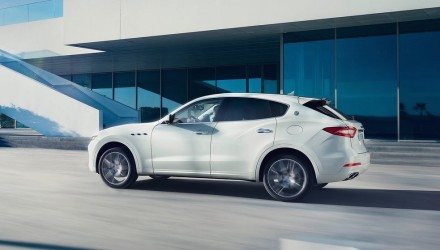 Maserati Levante to debut new 'Highway Pilot' autonomous tech