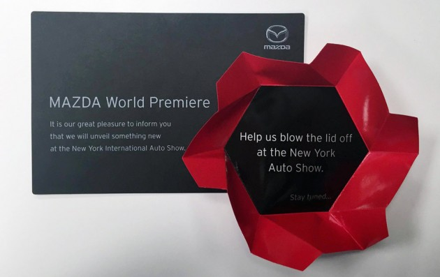 Mazda 2016 New York Auto Show
