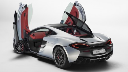 McLaren 570GT on sale in Australia from $438,000, arrives Q4