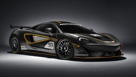 McLaren announces track-only 570S Sprint & 570S GT4
