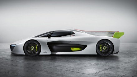 Pininfarina H2 Speed makes its debut at Geneva show