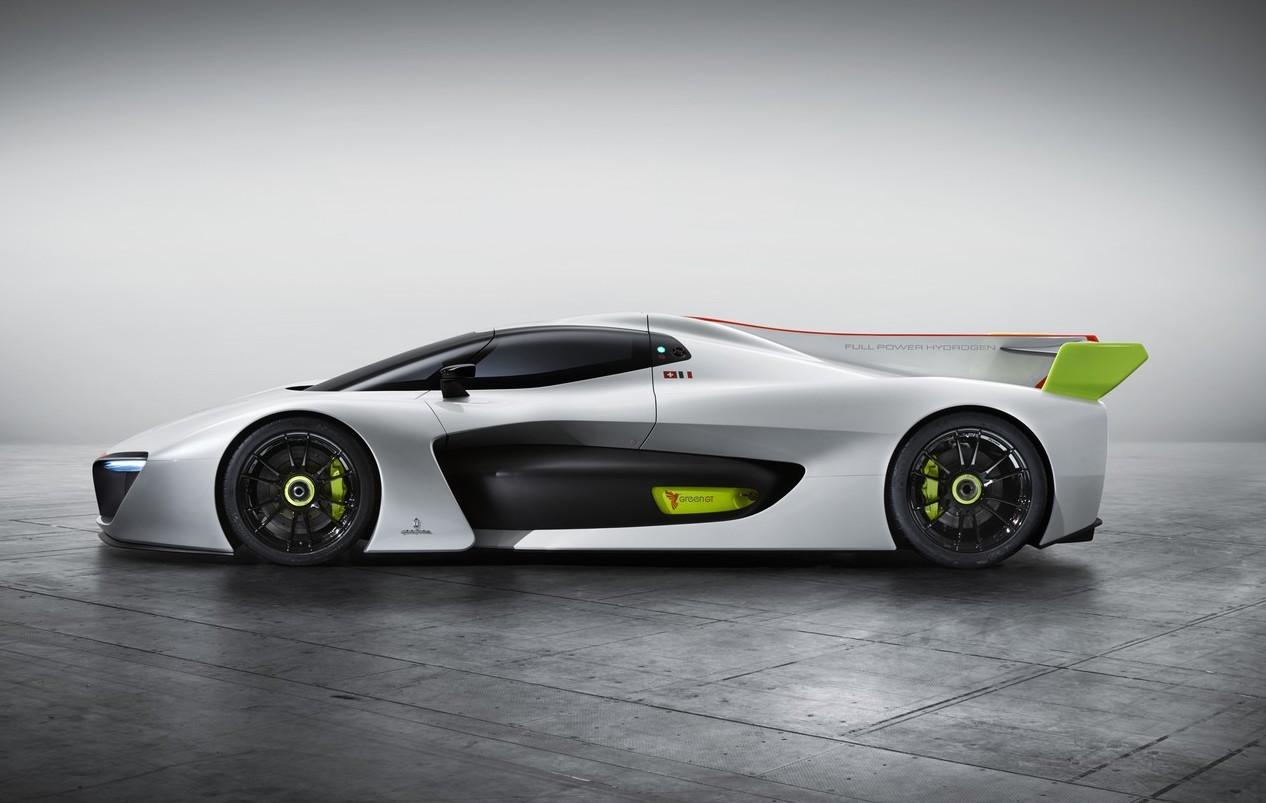 Pininfarina H2 Speed Concept: Pininfarina H2 Speed Makes Its Debut At Geneva Show