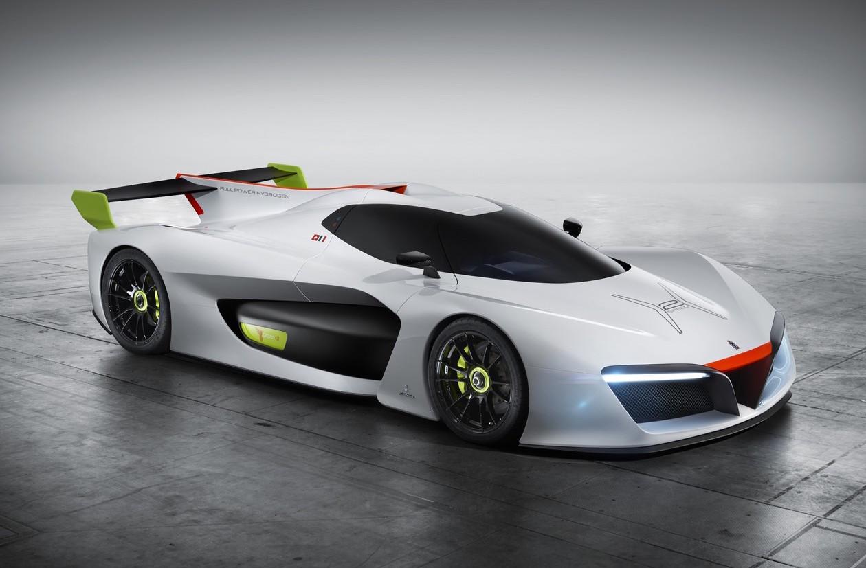 Hot Wheels Skoda >> Pininfarina H2 Speed makes its debut at Geneva show | PerformanceDrive