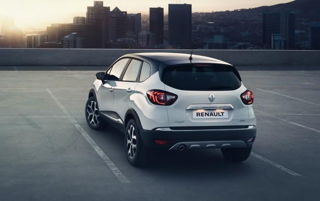 Renault Kaptur-rear