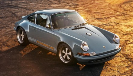 Singer Design reveals latest two Porsche 911 projects