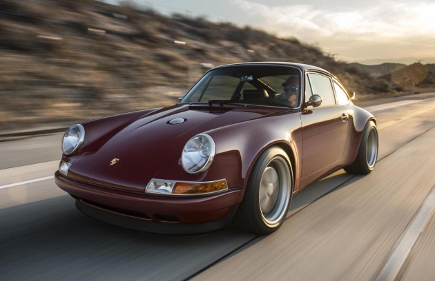Singer Design Porsche 911-North Carolina