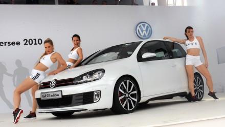 Volkswagen Golf Adidas